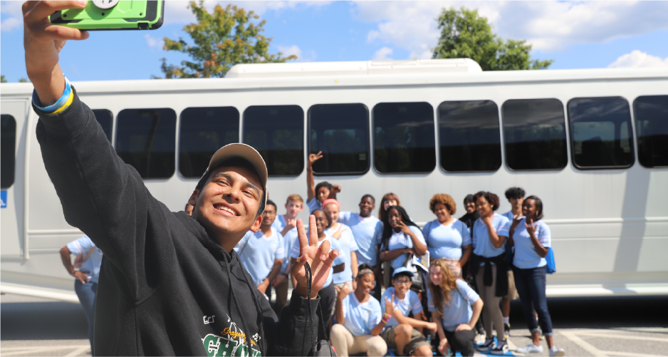 See how high school students in Gwinnett can get involved and affect change in our community