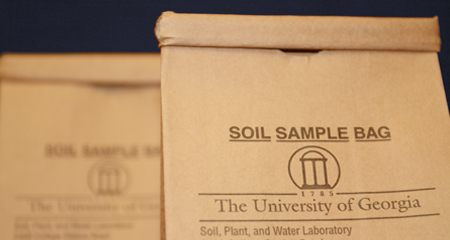 UGA Extension Gwinnett can help test your home's soil, well water, and radon.