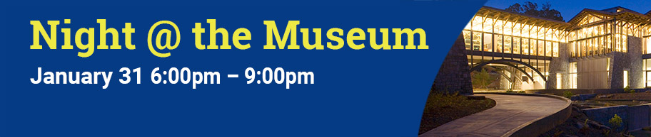 Ever wonder what happens at the museum after hours?