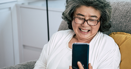 Let's stay connected!  Virtual: Senior Matters October 15  |  10:30am
