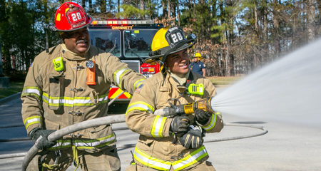 Citizen Fire Academy. Learn about and experience the fire department first-hand.