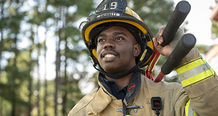 Learn how to become a Gwinnett Firefighter