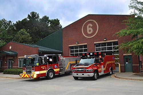 Station 06 | Gwinnett County