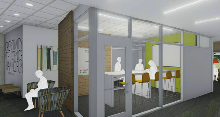 Gwinnett Entrepreneur Center will provide startups & entrepreneurs with instruction, networking, coworking space, & offices
