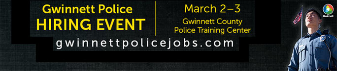 Police Officer Hiring Event