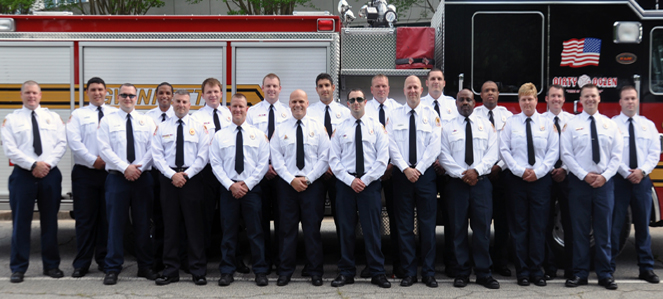 New firefighter recruits | Gwinnett County