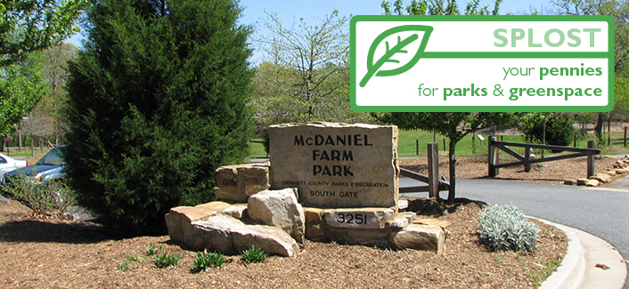 SPLOST: McDaniel Farm Park phase two construction adds amenities