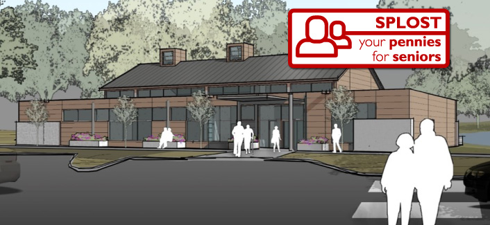 SPLOST: Commissioners approve construction for new Centerville senior center