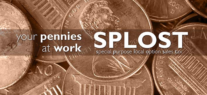 SPLOST video highlights sales tax program over the years