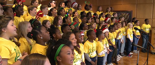 Choruses spread holiday cheer at GJAC this December