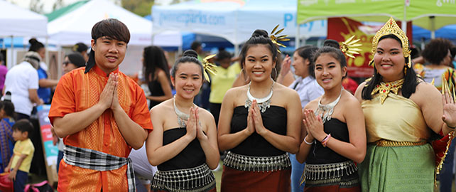 The 2019 Multicultural Festival is on Saturday, April 27!