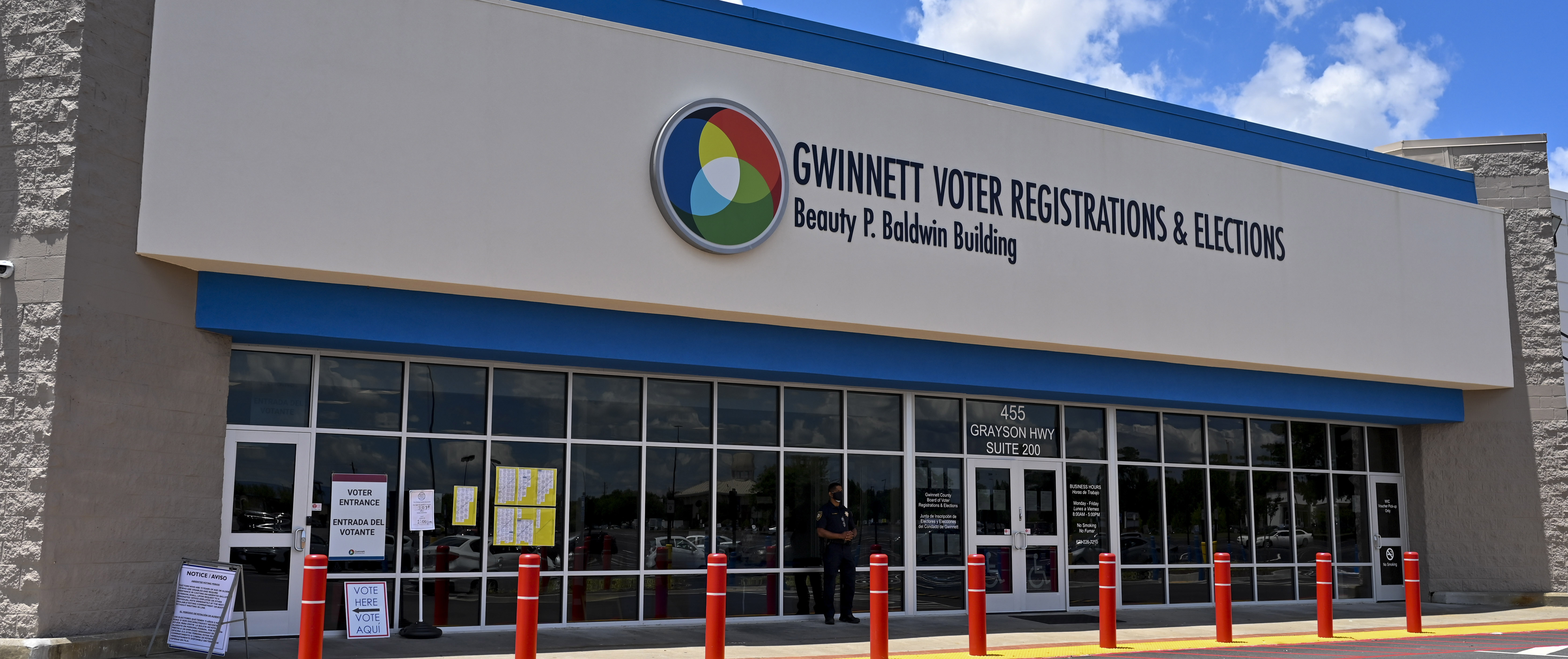 Gwinnett Elections mails confirmation notices to some voters
