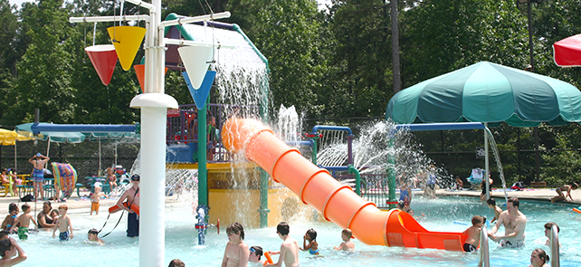 Get in the game and discover Gwinnett's parks this July