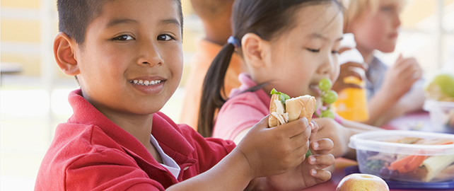 Summer Meals Program Coming to Gwinnett Parks